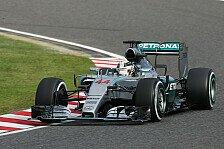 Formel 1 - Sieg in Japan: Hamilton zieht mit Senna gleich