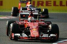 Formel 1 - Vettel: P2 wäre möglich gewesen