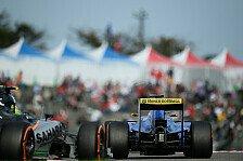Formel 1 - Sauber: Enttäuschendes Wochenende in Japan