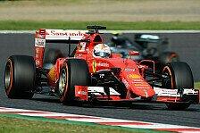 Formel 1 - Ferrari: Titel wäre wie Lotteriegewinn