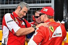 Formel 1 - Ferrari verteidigt neuen Vertrag für Räikkönen