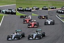 Formel 1 - Startduell: Hamilton zu hart, Rosberg zu weich?