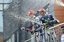 MotoGP - Yamaha holt Titelhattrick in der MotoGP