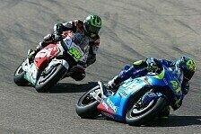 MotoGP - Aleix Espargaro stellt bestes Suzuki-Ergebnis ein