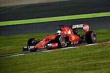 Formel 1 - Japan GP: Die Topspeeds