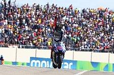 MotoGP - Lorenzo kontert nach Sieg mit Hai-Geste