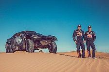 Dakar - Loeb tritt 2016 erstmals bei Rallye Dakar an
