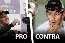 Formel 1 - Grosjean zu Haas - die richtige Entscheidung?
