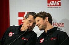 Formel 1 - Grosjeans Karriere-Plan: Über Haas zu Ferrari