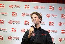 Formel 1 - Grosjean: Wechsel wegen unsicherer Lotus-Situation