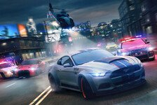 Games - Rennen ohne Limits mit Need for Speed No Limits