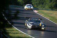 VLN - Mercedes-AMG GT3: Härtetest in der Eifel