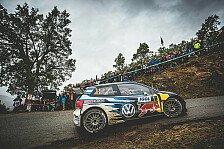 WRC - Korsika: Die Stimmen nach WP1