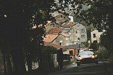 WRC - Rallye Frankreich: Shakedown-Bestzeit für Kubica