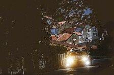 WRC - Volkswagen im Shakedown auf Korsika vorn dabei