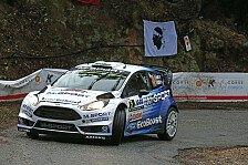 WRC - Rallye Korsika: Reifenschaden bremst Ogier aus