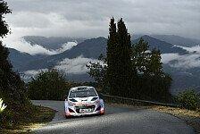 WRC - Hyundai bei drei Rallyes mit vier Autos am Start