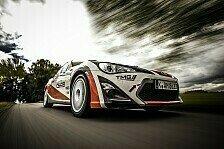 Mehr Rallyes - Video: GT86 CS-R3: Hecktriebler des 21. Jahrhunderts ist startklar