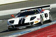 ADAC GT Masters - Hockenheim: Pole Position für Bentley und Ford