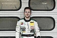 ADAC Formel 4 - Marvin Dienst: Formel-3-Debüt in Hockenheim