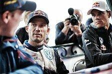 WRC - Rallye Korsika: Geldstrafe für Volkswagen