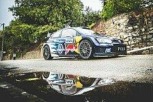 WRC - Latvala übernimmt Führung auf Korsika