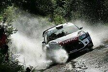 WRC - Neuer Look für die Rallye Korsika