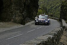 WRC - Korsika: Volkswagen zeigt tolle Aufholjagd