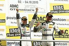 ADAC GT Masters - Packendes Finale in Hockenheim