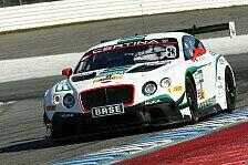 ADAC GT Masters - Bentley Team HTP: Hamprecht/Schmid auf dem Podium