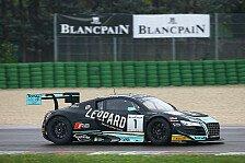 Blancpain GT Series - Audi peilt die Titelverteidigung an