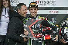 Superbike - Rea gewinnt erstes Rennen als Weltmeister