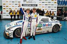 ADAC GT Masters - Ludwig und Asch sind die neuen Champions