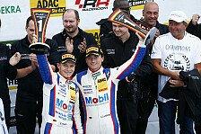 ADAC GT Masters - Asch/Ludwig: Teamwork in Bestform