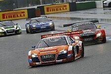 ADAC GT Masters - kfzteile24 MS RACING erfolgreichstes Audi-Team