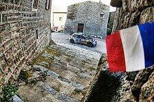 Vorschau Rallye Korsika: Ogier könnte vierten Weltmeistertitel feiern