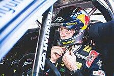 WRC - Thierry Neuville: Prüfungen zu Beginn ein Desaster