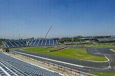 Formel 1 - Wetterprognose für den Mexiko GP 2015
