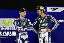 MotoGP - Rossi vs. Lorenzo im Internet