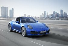 Auto - Porsche präsentiert seine neuen Allrad-Sportwagen