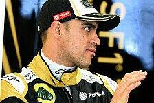 Formel 1 - Maldonado: Tequila nur bei richtig gutem Ergebnis