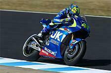 MotoGP - Suzuki wieder geschlossen der Spitze näher