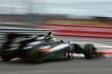 Formel 1 - Wird Force India zu Aston Martin Racing?