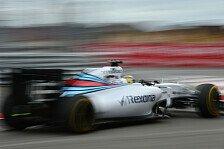 Formel 1 - Massa durchpflügt das Feld bis Rang vier
