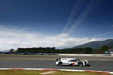 WEC - Webber-Porsche startet in Fuji von Pole Position