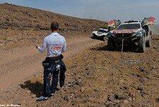 Dakar - Verpatzte Dakar-Generalprobe für Loeb