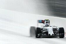 Formel 1 - Williams: Taskforce für Regen und langsame Kurse