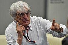 Formel 1 - Ecclestone: Kein Platz für Demokratie in der F1