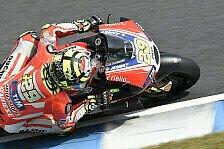 MotoGP - Iannone gibt sich kämpferisch