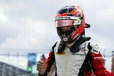 GP3 - Zwei Rennen am Sonntag